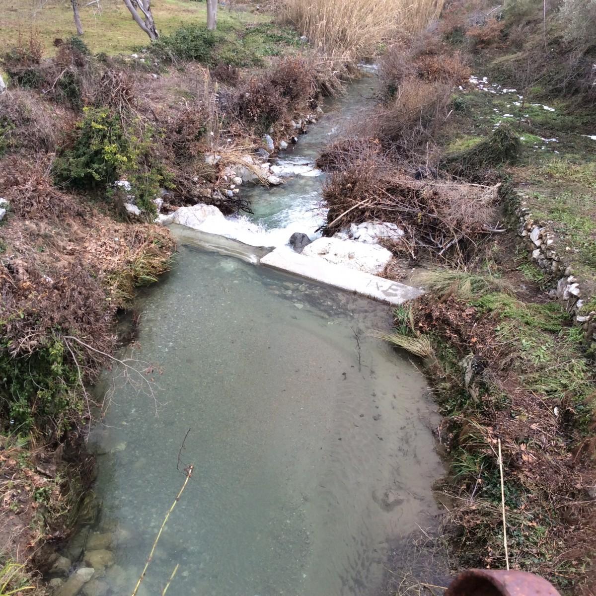 χιονιάς ζημιές πιτσιδιανάκη αμάρι βροχή υδροφόροι ορίζοντες