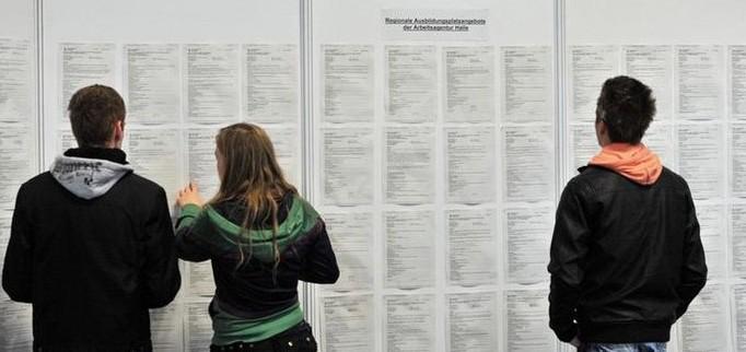 αγγελία δουλειά Γερμανία μετανάστευση Ελληνες