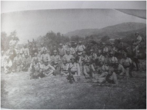 στρατιώτες πορεία τζουλάκης πόλεμος έπος της Αλβανίας