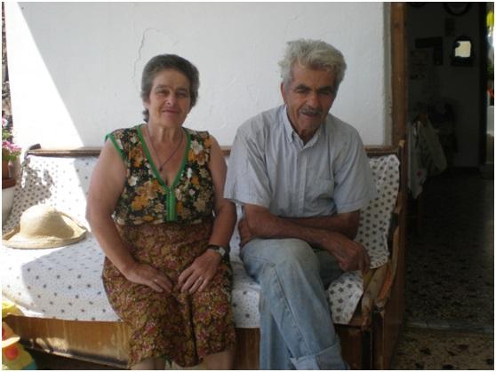 χάρκια σπίτια ερημιά κόσμος άνθρωποι πανταγιάς