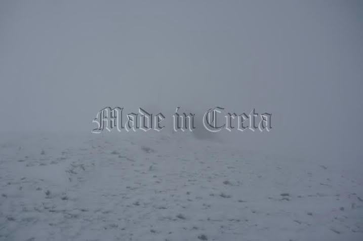 K2 Νίκος Μίλτος Καμπιτάκης χιόνια Ψηλορείτης