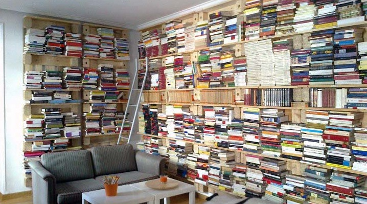 δωρεάν βιβλία βιβλιοπωλείο μαδρίτη