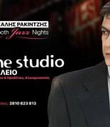 """Μιχάλης Ρακιντζής """"Smoth Jazz Nights"""" Cine Studio"""