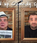 stand up comedy tsarouchas Χατζηπαύλου cine studio