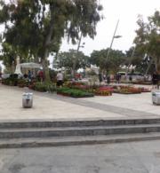ανθοκομική έκθεση πλατεία Ελευθερίας ηράκλειο