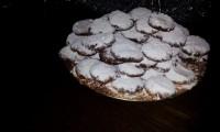 κουραμπιέδες γλύκισμα χριστούγεννα γιορτές