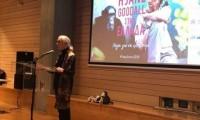 Jane Goodall μουσείο φυσικής ιστορίας λόγοι για να ελπίζουμε