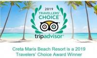 Creta Maris βραβείο all inclusive trip advisor