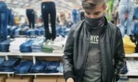 μαγαζί μάσκα λιανεμπόριο ψώνια αγορά κορωνοϊός Covid-19