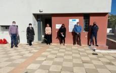 ροταριανός όμιλος δωρεά κουρτίνες παιδικό χωριό SOS Κρήτης