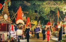 χριστουγεννιάτικο κάστρο δηκεη πλατεία ελευθερίας εκδηλώσεις χριστούγεννα δήμος