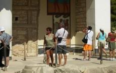 τουρίστες ελλάδα αφίξεις