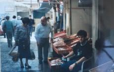 ψαραγορά 30 χρόνια παντερμαράκης ψάρια