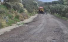 Ολοκληρώνεται ασφαλτόστρωση δρόμος Γιαννιού