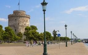 θεσσαλονίκη φθηνές διανυκτερεύσεις πόλη παραλιακή βρετανοί τουρίστες