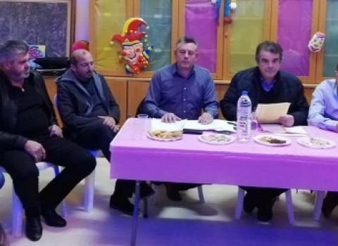 αγία γαλήνη ταταράκης εκλογές πρόγραμμα θέσεις