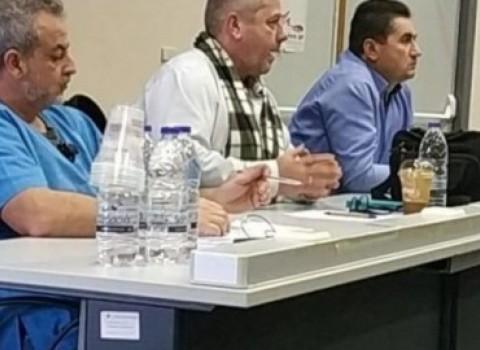 παγκρήτια συνάντηση εργαζόμενοι νοσοκομεία προβλήματα βρύσαλης
