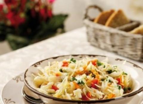 Πολίτικη λαχανοσαλάτα συνταγή