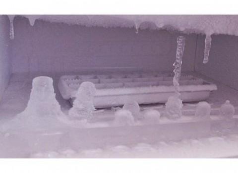 απόψυξη ψυγείο λάδι