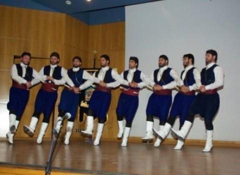 παγκρήτια μακεδονίας εκδήλωση