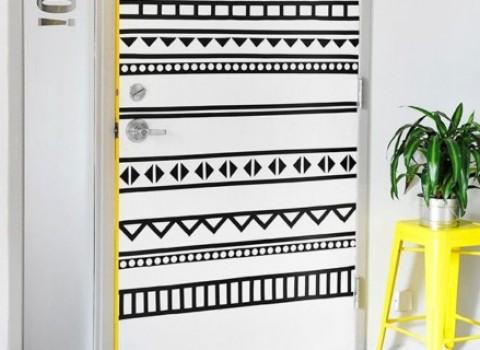 ιδέες artistic πόρτες εσωτερικές σπίτι