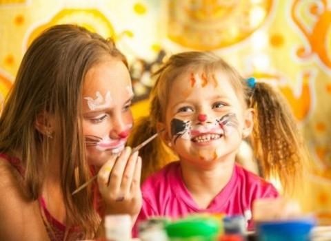 face painting απόκριες παιδιά στολές μεταμφίεση