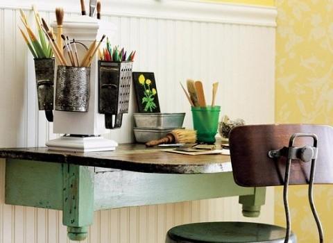 γραφείο κουζίνα τάβλα τραπέζι