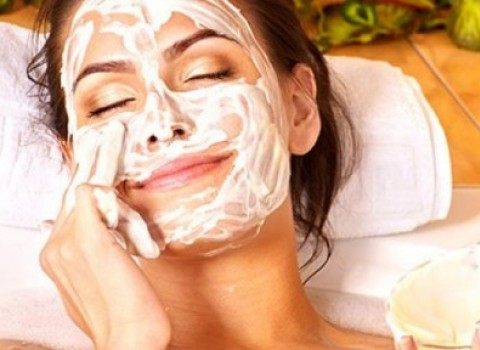 μάσκα σπιτική λεμόνι οξύ υλικά πρόσωπο