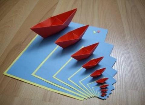 origami χαρτί έργο τέχνης υλικά σχέδια