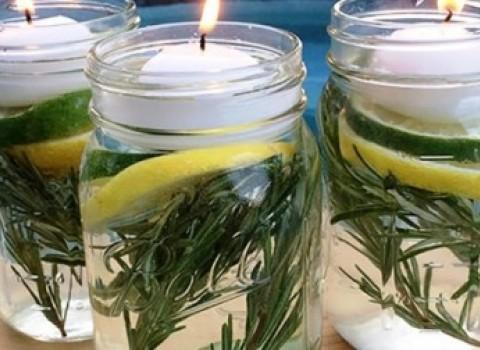 αντικουνουπικό κερί συνταγή κουνούπια