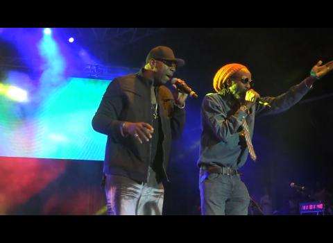 Συναυλία Reggae με τους Τζαμαϊκανούς KOOL JOHNY KOOL & KAMAU