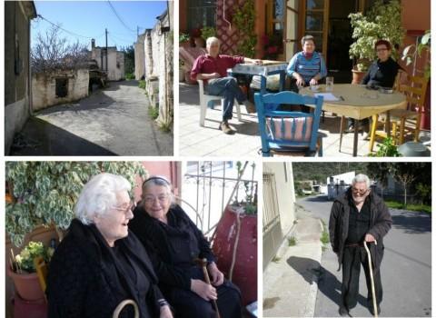 αιωνόβιοι χωριό αγία παρασκευή πατακκός χωριό ηλικία