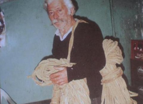 κομάντος φαραγγιών σχοινί, στέλιος σπυριδάκης
