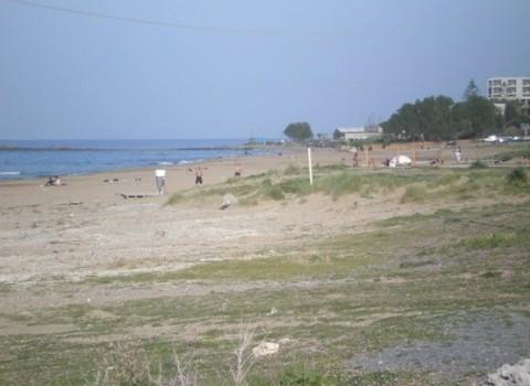 παραλία αρίνα βουτιές ζέστη