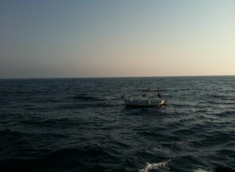 αγία γαλήνη βαρκάδα γιορτή ψαράδων
