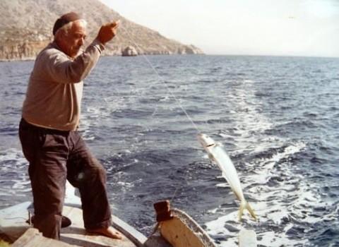 3η γιορτή ψαράδων νικητής διαγωνισμός αγία γαλήνη