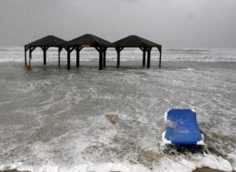 storm ρέθυμνο συνάντηση κλιματική αλλαγή φυσικές καταστροφές μνημεία