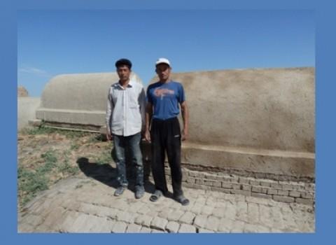 νεκροταφεία ουζμπεκιστάν γιώργος σχορετσανίτης