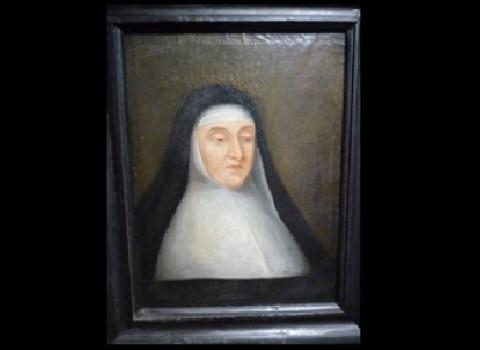 ουρσουλίνες κεμπέκ πορτραίτο μοναστήρι