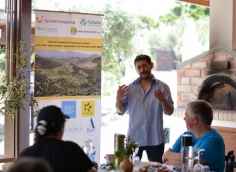 Creta Maris Βιώσιμη Ανάπτυξη & Υποστήριξη των τοπικών κοινωνιών TUI Foundation