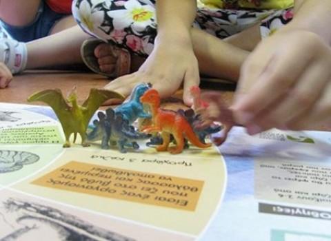 Καλοκαιρινά Εβδομαδιαία Προγράμματα παιδιά Μουσείο Φυσικής Ιστορίας Κρήτης αεράκης