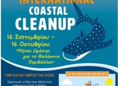 καθαρισμός παραλία ανισαράς ζουζούνια