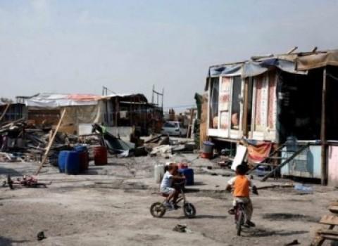 Ρομά πρόταση καταυλισμός γκετοποίηση Δυο Αοράκια Συμεών Σεραφειμόπουλος