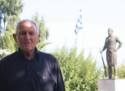 Γιωργος Παλαιάκης Ηρωας πολέμου μαχη κρητης