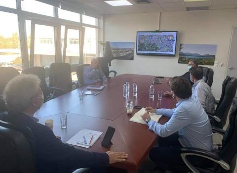 Δήμος Μαλεβιζίου Δίκτυο Νερό Αποσελέμη ΟΑΚ