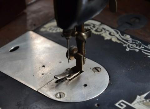 ραπτομηχανή εργαστήρι κοπτική ραπτική