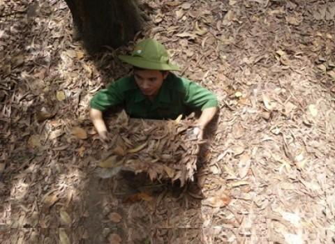 σήραγγες σχορετσανίτηες βιετνάμ πόλεμος