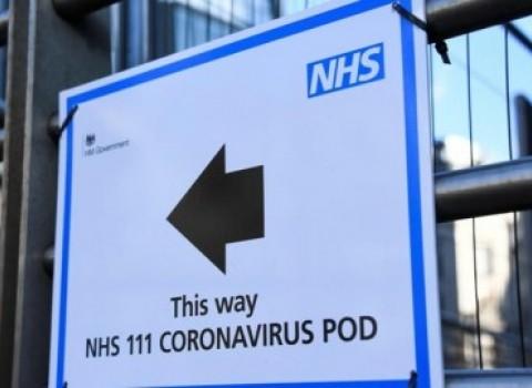 NHS Βρετανία Κρούσματα Θάνατοι Κορωνοϊός