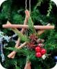 diy στολίδια χριστουγεννιάτικα κανέλλα