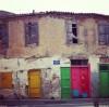Ντεντηδάκηδων πόρτες χρώμα